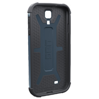 Urban Armor Gear Composite Hybrid Case for Samsung Galaxy S4 - Aero - Blue