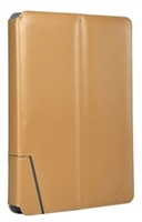 "Chil Inc Notchbook Leather Folio for Universal 10"" - Tan"