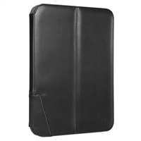 Chil Inc Notchbook Executive Leather Folio for Samsung Galaxy Note 10.1 - Black