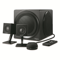 Creative Labs T4 Wireless 2.1 Speaker System with NFC