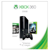 Microsoft Xbox 360 250GB Holiday Value Bundle