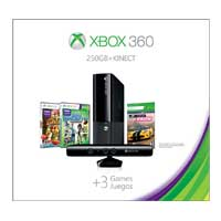 Microsoft Xbox 360 250GB Kinect Holiday Bundle
