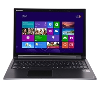 "Lenovo IdeaPad Flex 15 15.6"" Dual Mode Laptop Computer - Black with Grey Ring"