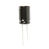 MCM Electronics MC10-0080 330UF 25V Radial Capacitors - 2 Pack
