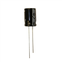 MCM Electronics MC10-0112 470UF 25V Radial Capacitors - 2 Pack