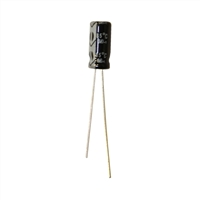 MCM Electronics MC10-0120 47UF 25V Radial Capacitors - 2 Pack