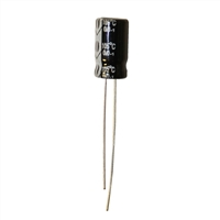 MCM Electronics MC10-0132 47UF 25V Radial Capacitors - 2 Pack