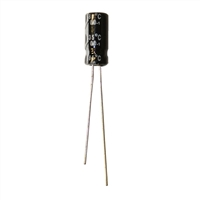 MCM Electronics MC10-0152 10UF 25V Radial Capacitors - 2 Pack