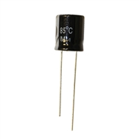 MCM Electronics MC10-0228 10UF 200V Radial Capacitors - 2 Pack