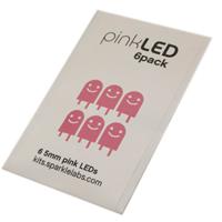 Sparkle Labs 6-Pack LEDs - Pink