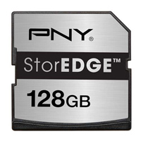 PNY 128 GB Flash Memory Expansion Module for Apple