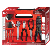 Olympia Tools Tool Set - 67 pcs