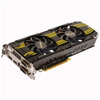 PNY NVIDIA GeForce GTX 770 Overclocked 4GB PCIe 3.0 Video Card