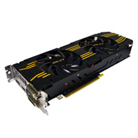 PNY GeForce GTX 770 Overclocked 4GB GDDR5 PCIE Video Card