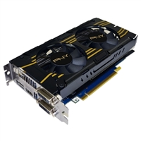 PNY VCGGTX7602XPBOC NVIDIA GeForce GTX 760 Overclocked 2048MB PCIe 3.0 x16 Video Card