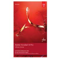 Adobe Acrobat XI Professional Download Card (PC)