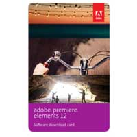 InComm Photoshop Premiere Elements 12 Download Card (PC/Mac)
