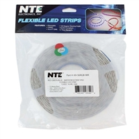 NTE Electronics 16.4 Water Resistant Flexible LED Strip