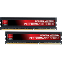 AMD 16GB DDR3-1333 (PC3-81866) RP1866 Performer Series Desktop Memory Kit (TWO 8GB Memory Modules)