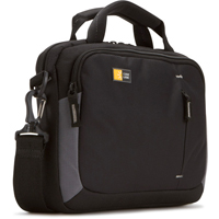"Case Logic Laptop Attache Case Fits Screens up to 10.2"" - Black"