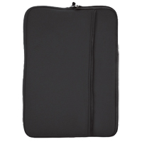 "Travelocity Netbook/Ultrabook/Tablet Sleeve Fits Screens up to 10"" Black"