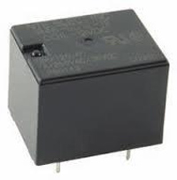 NTE Electronics Relay SPDT 12Amp 12VDC Sealed Low Profile