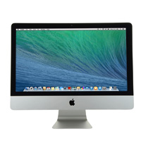 "Apple iMac ME08LL/A 21.5"" Desktop Computer"