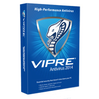 GFI VIPRE Antivirus 2014 - 10 PC 1 Year (PC)