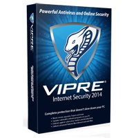 GFI VIPRE Internet Security 2014 - 10 PC 1 Year (PC)