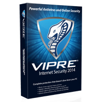 GFI VIPRE Internet Security 2014 - 1 PC - PC Lifetime