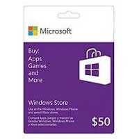 InComm Windows Gift Card - $50