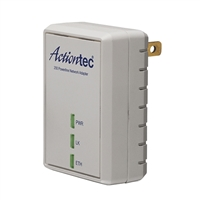 Actiontec 200 Mbps Powerline Network Adapter Kit