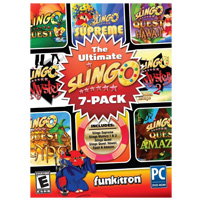 Encore Software The Ultimate Slingo 7-Pack Collection (PC)