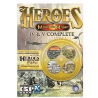 Encore Software Heroes of Might and Magic 4 & 5 (PC)