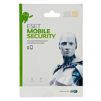 ESET ESET Mobile Security 1 Year 1 User