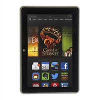 "Amazon Kindle Fire HDX 7"" Tablet - Black"
