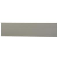 "NTE Electronics Heat Shrink Tubing 1"" Diameter Thin Wall 48"" Length - Gray"