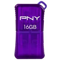 PNY Micro Sleek 16GB USB Flash Drive