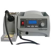 Velleman Soldering Station with LCD Output