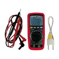 Velleman 3 3/4 Digital Multimeter - 10A/ Frequency/ Capacitance/ Relative Measurement