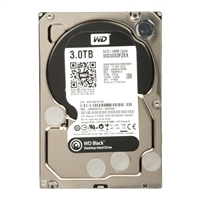 "WD Black 3TB 7,200 RPM SATA 6.0Gb/s 3.5"" Internal Hard Drive WD3003FZEX - Bare Drive"