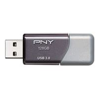 PNY Turbo 128GB USB 3.0 Flash Drive P-FD128TBOP-GE