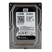 "WD Black 1TB 7,200 RPM SATA 6.0Gb/s 3.5"" Internal Hard Drive WD1003FZEX"