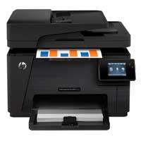 HP LaserJet Pro Color MFP M177w