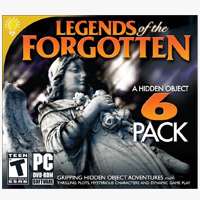 Encore Software Legends of the Forgotten (PC)