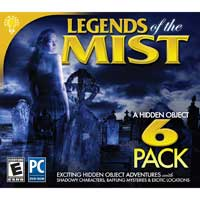 Encore Software Legends of the Mist (PC)