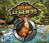 Encore Software Deer Hunt Legends (PC)