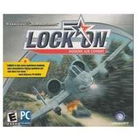 Encore Software Lock On: Modern Air Combat (PC)