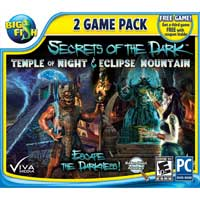 Encore Software Secrets of the Dark Pack (PC)