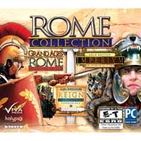 Encore Software The Rome Collection (PC)